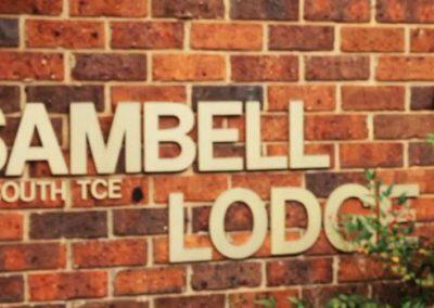 Sambell Lodge