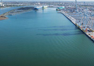 Toll Webb Dock